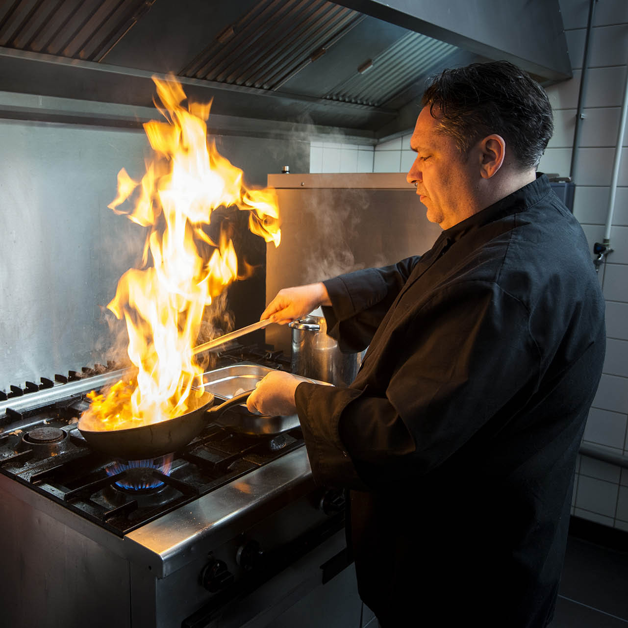 Patrick Dullaart Dish Catering